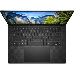 Dell Precision 5550 ülalt
